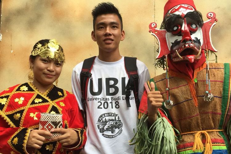 Ilustrasi Beasiswa Nusantara Universitas Budi Luhur