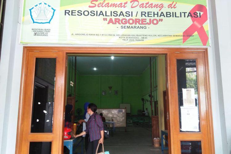 Lokalisasi Sunan Kuning atau Resosialisasi Argorejo Semarang