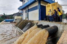 Normalisasi Sistem Kali Bekasi, Basuki Targetkan Tuntas 2 Tahun
