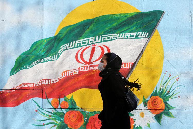 Korban meninggal karena virus corona di Iran meningkat menjadi 4 orang EPA-EFE/ABEDIN TAHERKENAREH