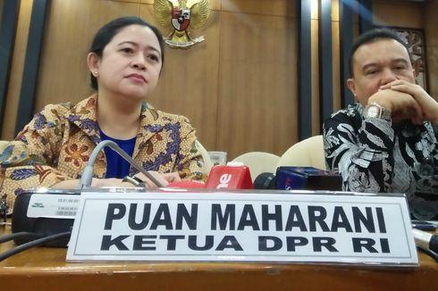 Ketua DPR Tak Bisa Pastikan Omnibus Law Rampung dalam 3 Bulan