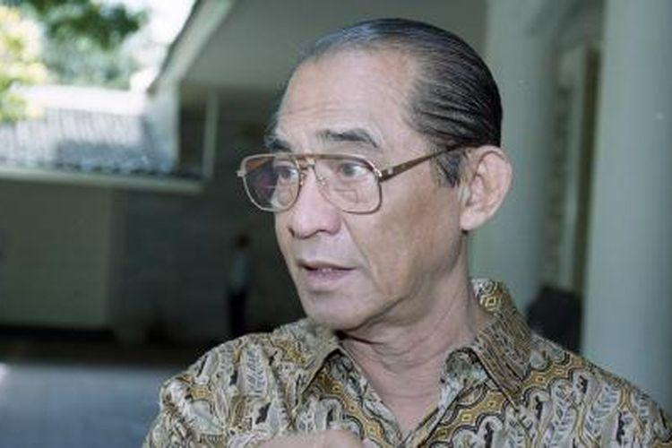 Mantan Gubernur DKI Jakarta Ali Sadikin.