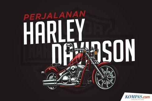 INFOGRAFIK: Mengenal Sejarah Harley Davidson