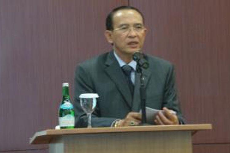 Ketua Umum DPP PPP Suryadharma Ali