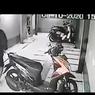 Aksinya Terekam CCTV, Dua Maling Motor Tertangkap