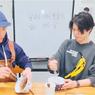 Bikin Dalgona Coffee, Jimin dan RM BTS Jadi Trending Dunia
