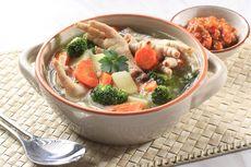 [POPULER FOOD] Resep Garang Asem Tanpa Santan | Cara Simpan Daun Pisang
