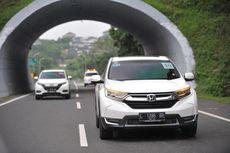 Wuling Almaz Kuntit Honda CR-V di Agustus 2019