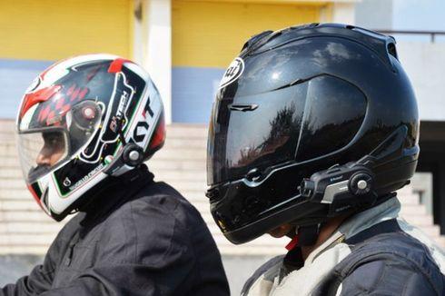 Ragam Intercom untuk Helm, Mulai Rp 1 Jutaan