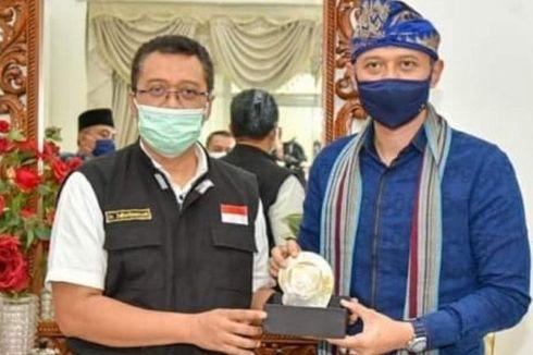 Bertemu Gubernur NTB di Mataram, AHY: Silaturahmi, Bertukar Pikiran sebagai Sahabat