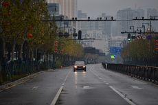 BERITA FOTO: Situasi Terkini Kota Wuhan yang Sepi seperti Kota Mati karena Virus Corona