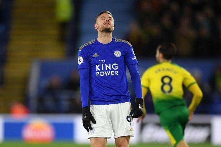 Laga lanjutan pekan ke-17 Liga Inggris antara Leicester vs Norwich, Sabtu (14/12/2019)