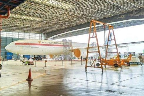 Beredar Foto Diduga Pesawat Baru Kepresidenan, Ini Penjelasan Istana