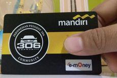 Mulai Hari ini, Top Up E-Money di Gerbang Tol Jabotabek Ditiadakan Sementara