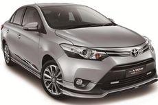 Toyota Vios CVT Meluncur Tanpa Seremoni
