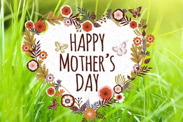 Perayaan Hari Ibu internasional biasanya diperingati pada minggu kedua bulan Mei.