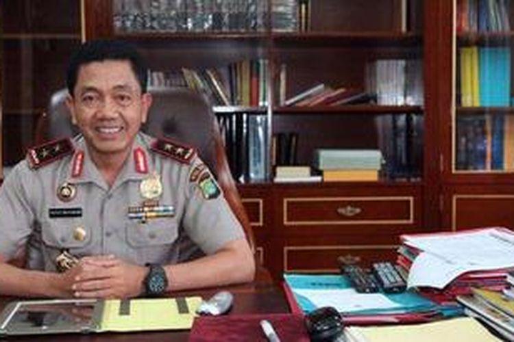 Irjen Putut Bayuseno Kapolda Metro Jaya