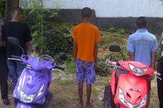 Curu Sepeda Motor, Polisi Tahan Tiga Siswa SMK