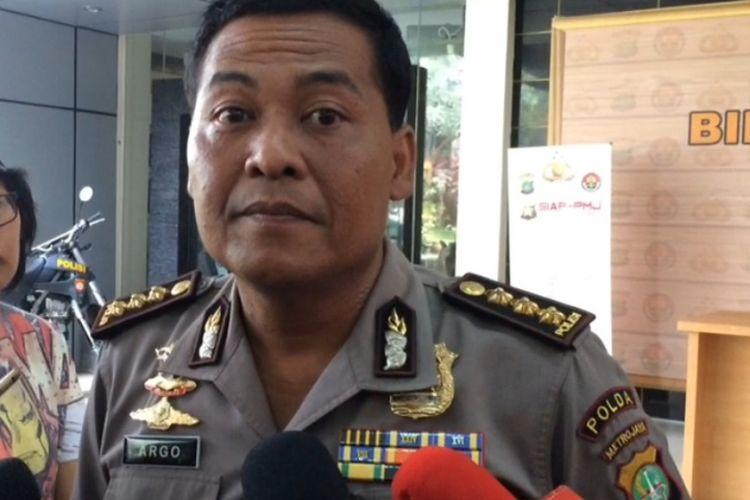 Kabid Humas Polda Metro Jaya Kombes Argo Yuwono