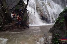 Mahasiswi Asal Sumbawa Barat Tenggelam saat Berwisata di Air Terjun Kalela