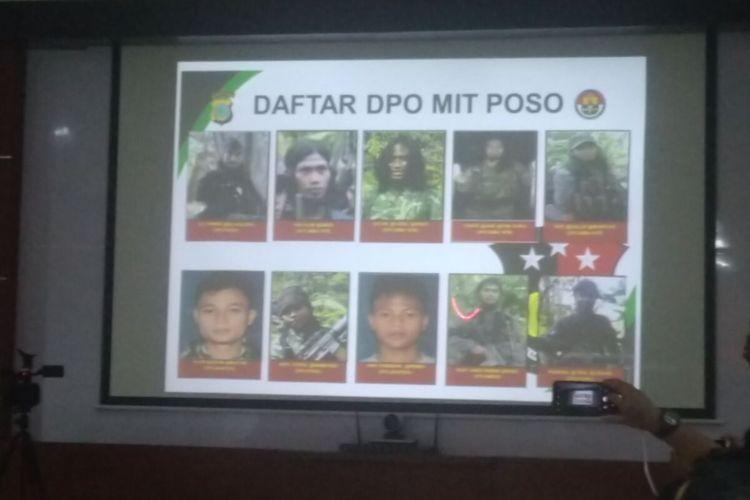 DPO teroris Poso pimpinan Ali Kalora  yang saat ini terus diburu