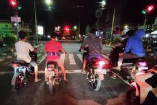 Viral Unggahan Gerombolan Pemuda Disebut Kebut-kebutan di Jalanan Kota Klaten, Kini Diburu Polisi