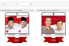 KPU: Penghitungan Suara di Malaysia Belum Selesai