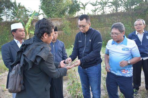 NTB Berencana Kembangkan Diorama Tanak Beak yang Tertimbun Letusan Gunung Samalas