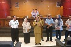 Pasien yang Diisolasi di RSMH Palembang Ternyata Mengidap ISPA