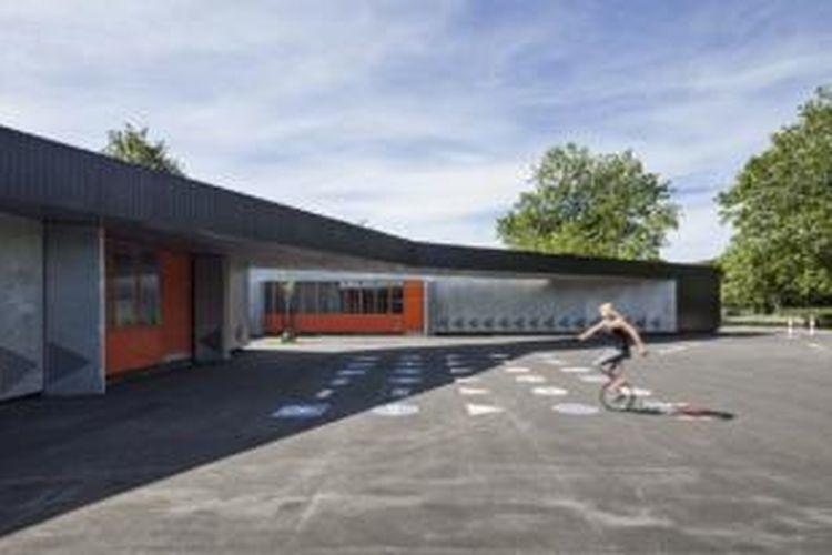 Arsitek Denmark-Amerika, MLRP, telah menyelesaikan karya yang berharga, yakni