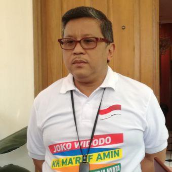 Sekretaris Jenderal PDI-Perjuangan Hasto Kristiyanto