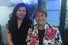 Di Sydney, Veronica Koman Bertemu Komisioner HAM PBB dan Bahas Papua Barat