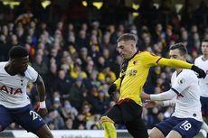 Watford Vs Tottenham, Imbang Tanpa Gol