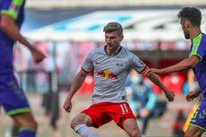 Ikuti Jejak Lewandowski, Timo Werner Ancam Posisi Immobile sebagai Top Scorer Eropa
