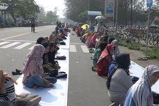 Masyarakat di Bengkulu Gelar Tadarus Puisi Sepanjang 1 Kilometer
