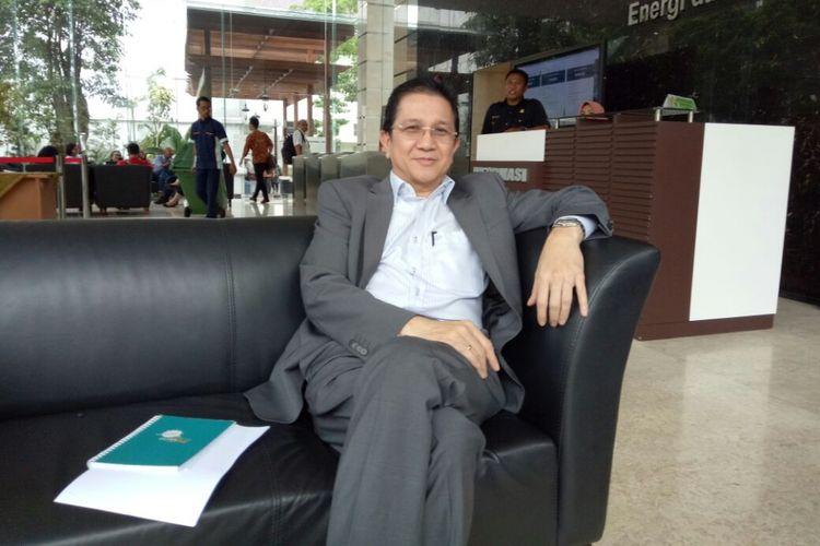 Presdir Freeport Indonesia Tony Wenas.