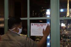 Langgar Jam Operasional Malam Tahun Baru, 45 Tempat Usaha di DKI Ditutup Sementara