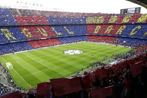 Barcelona Pamerkan Desain Baru Stadion Camp Nou untuk 2021