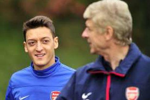 Mesut Oezil Ancam Hengkang dari Arsenal