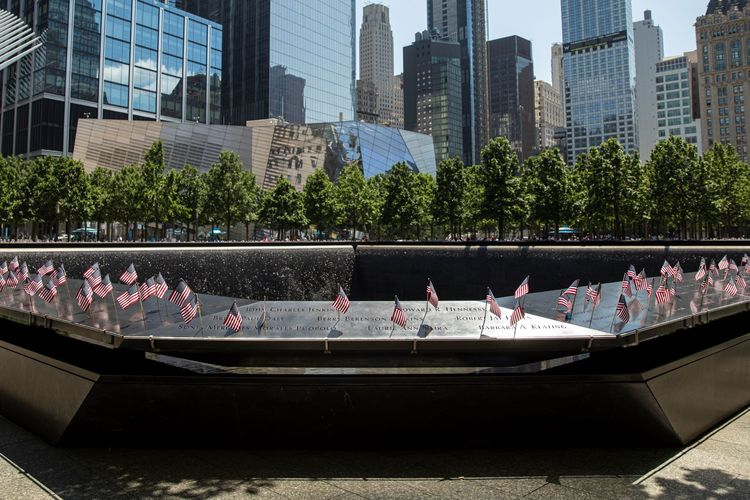 Museum 9/11 di World Trade Center, New York, Amerika Serikat DOK. 911memorial.org