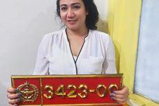 Seorang Wanita Ditangkap gara-gara Pamer Mobil Pelat Dinas TNI Palsu, Ini Kronologinya