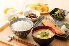 Pilihan Makanan Jepang yang Bantu Sehatkan Tubuh