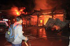 Kelenteng Terbakar, Ibadah Waisak Dilakukan di Lokasi Lain