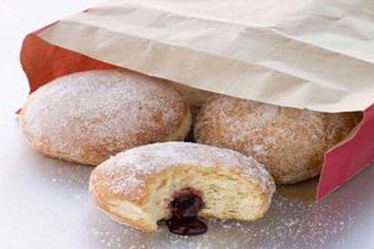 Makanan manis dapat membuat kadar gula melambung dan merusak