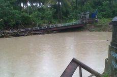 Ambruk, Jembatan Sepanjang 80 Meter di Pulau Seram