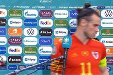 Kembali Ditanya Soal Pensiun Usai Wales Kalah Besar, Gareth Bale Marah