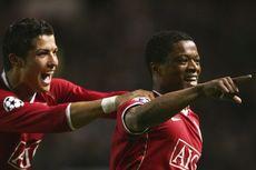 Patrice Evra Kenang Kemenangan Telak Man United atas AS Roma