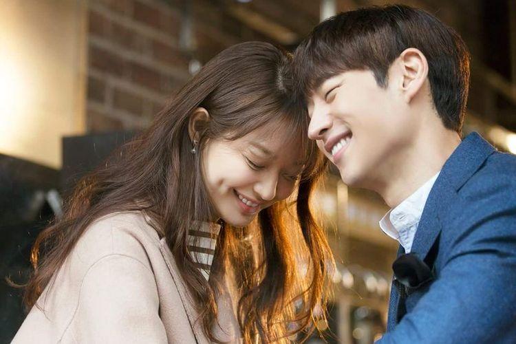 Shin Min A dan Lee Je Hoon dalam Tomorrow With You
