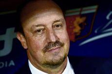 Benitez: Napoli Beruntung di Liga Europa