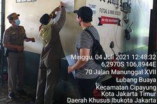 Satpol PP Ancam Tindak Tegas Pelaku Usaha yang Coba-coba Langgar Protokol Kesehatan